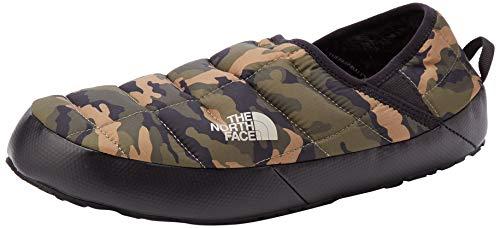 The North Face Men's M TB TRCTN MULE V Low Hiking Boots, Green (Brntolvgrnwdldcmpt/Tnfblk Fq3), 6 UK (39 EU)
