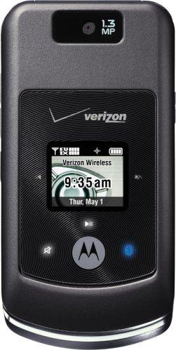 Motorola w755 Phone, Black (Verizon Wireless, Phone Only, No Service)