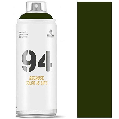 Pintura en spray MTN 94 RV-132 Verde Borneo 400ml