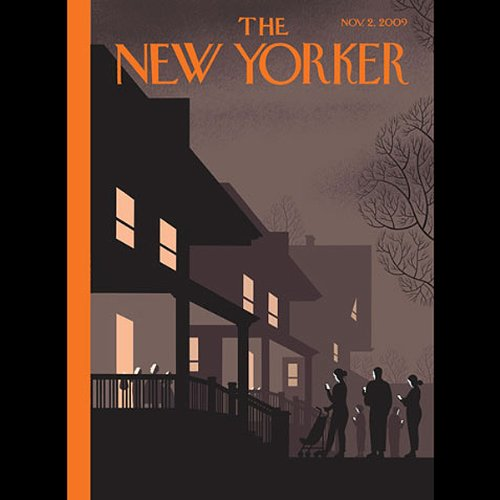 The New Yorker, November 2, 2009 (Jerome Groopman, Richard Brody, Elizabeth Kolbert) audiobook cover art