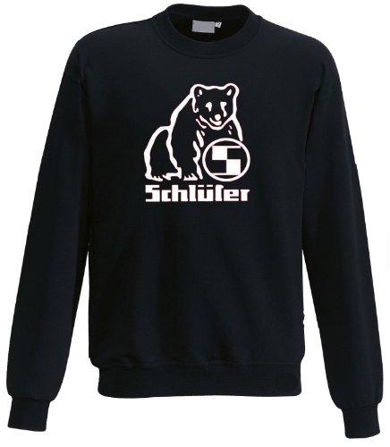 Schlüter Sweatshirt (Pullover), schwarz, Größe M