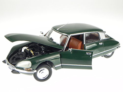 Citroen DS 23 Pallas charmille grün 1972 Modellauto 181579 Norev 1:18