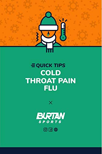 Cold Throat Pain Flu - Quick Tips : Learn How to Strengthen Your Immunity Against Diseases & Viruses and Stay Healthy | Heal Inflammation and Prevent Disease | Proven Foods Supplements and Vitamins