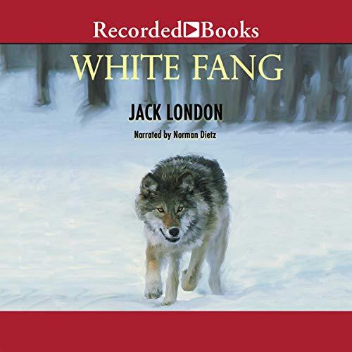 White Fang audiobook cover art