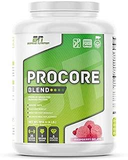 BioPrime Protein Powder ProCore Blend – Raspberry Gelato Whey Protein(4 lbs)