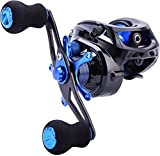 Best Baitcast Reels - Sougayilang Baitcasting Reel,7.0:1 Gear Ratio Super Smooth Power Review
