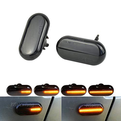 Side Marker Turn Signal Light for Renault Clio Espace Kangoo Laguna Megane Scenic Twingo Master Dacia Duster Dokker Lodgy