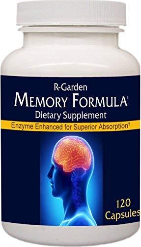 R-Garden Memory Formula, 120 caps.