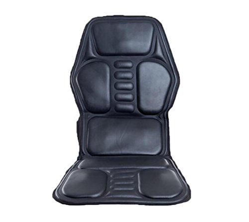 JMung'S Shiatsu Massagesitzauflage Massage - Stuhl, Gesäß, Massage - Stuhl - Auto - Sitzkissen - Pad Tarnung FüR (Ideal FüR Auto Oder BüRo) RY-988LH