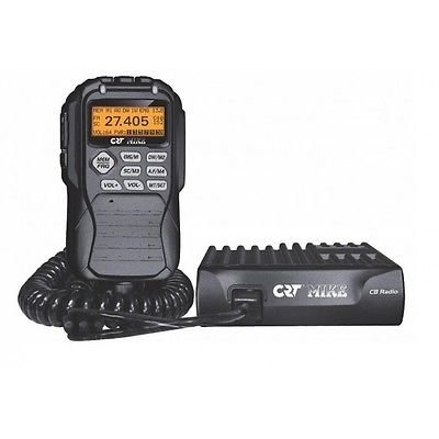Poste CB CIBI - Emisor receptor CRT Mike 40 CANALES AM/FM