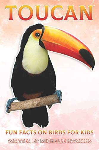 Toucan: Fun Facts on Birds for Kids #16