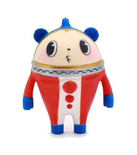 Persona 4 The ULTIMATE in MAYONAKA ARENA Korekupi Pin Jack Mascot Shy Kuma Anime PVC Figurine