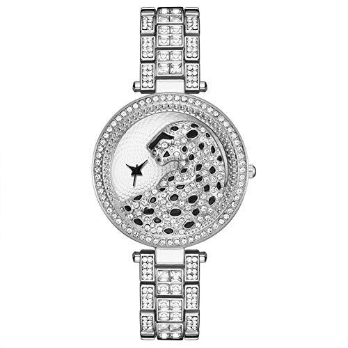 iceBoo Women's Watch Fashion Ladies Quartz Watch Female Gold Watch Crystal Women's Clock
