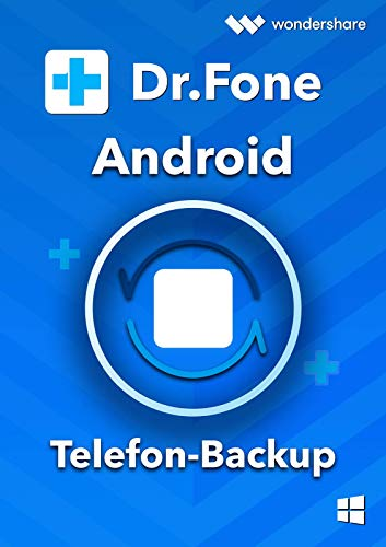Dr.Fone Android Telefon-Backup (Product Keycard ohne Datenträger)