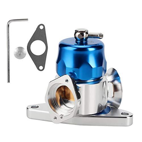 Válvula de descarga de doble puerto , Yctze Kit de válvula de descarga de doble puerto para automóvil Reemplazo para WRX STI FORESTER XT