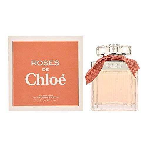 Chloé Roses femme/woman, Eau de Toilette Vaporisateur, 1er Pack (1 x 75 ml)