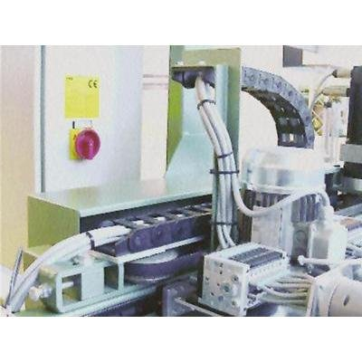 igus Easy Chain® E-Kette® E14.2 114.3.12PZ Anschlusselement Druckknopfprinzip