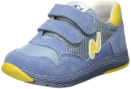 Naturino Jungen Sammy VL. Sneaker, Light Blue, 31 EU