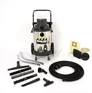 Shop-Vac 9700210 10-Gallon 3.0-Peak HP Industrial Wet/Dry Vacuum