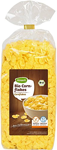Alnavit Bio Cornflakes 6x250g