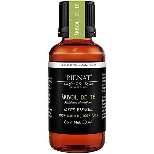 Bienat Aromaterapia Aceite Esencial de Árbol de Té 30mL