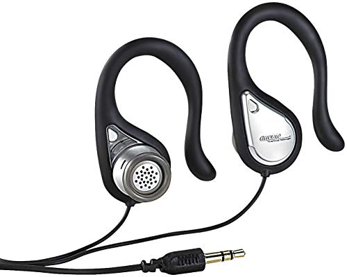auvisio Sportkopfhörer: Komfort-Sport-Ohrhörer CSX-500Pro mit Reverse-Sound-System (Kopfhörer Sport)