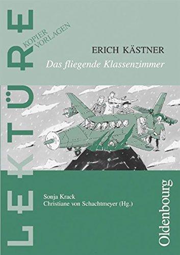 Lektüre: Kopiervorlagen: Das fliegende Klassenzimmer
