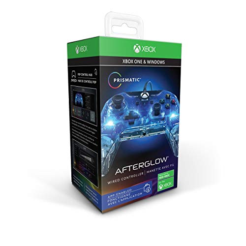PDP Controller luminoso Afterglow con cavo Xbox One -series X|S