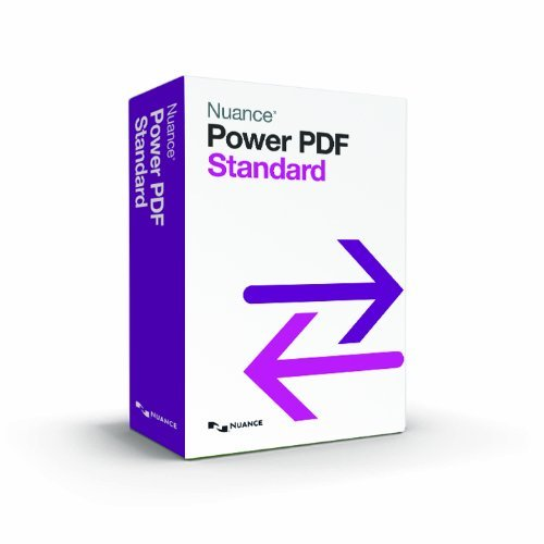 nuance software utilities Nuance Power PDF Standard: Education - Online Validation Program (PC)
