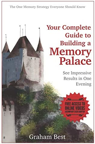 Your Complete Guide to Building A Memory Palace product image