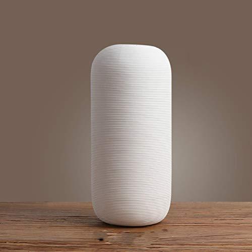 Decoración de jarrón de cerámica, Moderno, Simple, japonés, Estilo Zen, Dispositivo de Secado de Flores, casa de té, decoración del Porche de la Sala de Estar