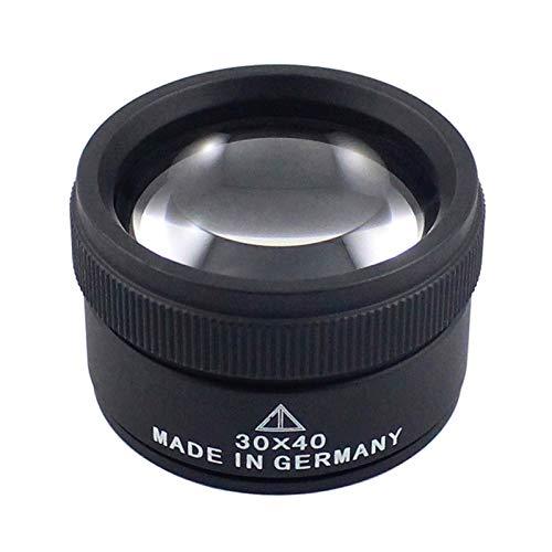 Yhtech Soporte 1000X microscopio Digital WiFi Lupa del microscopio de la cámara 720P for Android iOS FOR For iPhone FOR iPad microscopio Digital con Luz (Color : Mini)