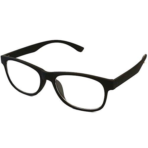 looki.lux leesbril zwart bruin rood heren dames met rubberen touch +1,0 +1,5 +2,0 +2,5 +3,0 +3,5 leesbrillen
