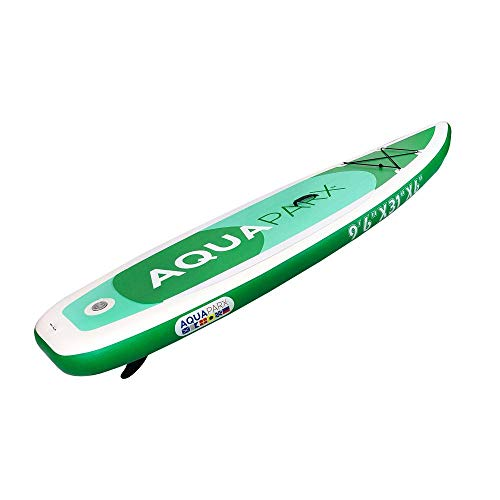 "AQUAPARX™ 9'6"" 275 iSUP (Single Layer) 10cm (Green)"