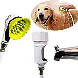Wondurdog Bathtub Spout Dog Wash Kit