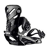 Salomon Rhythm Snowboard Bindings Mens Sz M (7-9.5) Black