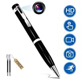 Best Camera Pens - ZXWDDP Hidden Pen Camera Portable 1080P HD spy Review