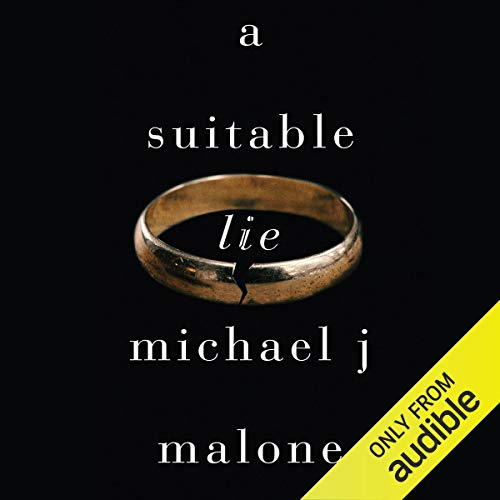 A Suitable Lie audiobook cover art