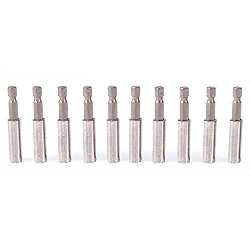 """Portainserti per Trapano Bit Holder Prolunga per Trapano Magnetico 1/4"""", Estensione Magnetica Estendere Presa Socket Drill Bit Holder, 1/4"""" Hex Driver Power Tools"""
