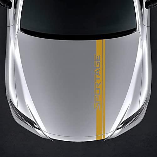 Para Kia Sportage 3 4 QL Auto Vinilo Película envoltura