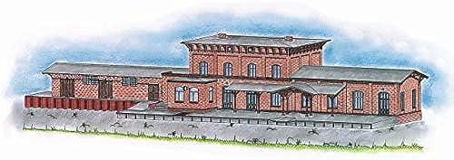 alta calidad Auhagen Estación ferroviaria de de de modelismo ferroviario  salida de fábrica