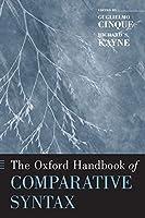 The Oxford Handbook of Comparative Syntax (Oxford Handbooks)