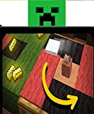 Minecraft- How to make a roulette table (English Edition)