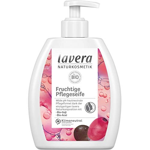 lavera Fruchtige Pflegeseife (250 ml)