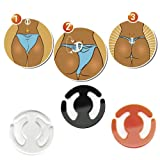 The inventions Emporium Accesorios para bikini mujer que te permite convertir tu bañador en tanga, evitando marcas de sol - Inclip