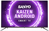 Sanyo 108 cm (43 inches) Kaizen Series 4K Ultra HD Smart Certified Android IPS LED TV XT-43A082U...