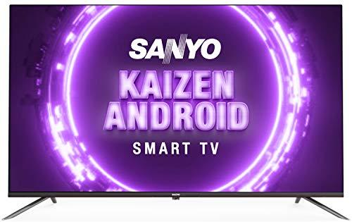 Sanyo Kaizen Series 4K Ultra HD Smart  LED TV