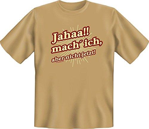 Fun – jahaa. Mach je. – Fun T-shirt – Tailles S, M, L, XL, XXL XXL mehrfarbig