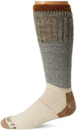 Carhartt Men's Extremes Arctic Wool Boot Socks