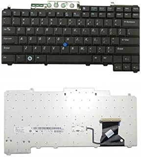 Laptop Keyboard Compatible for HP G62-140US G62-143CL G62-144DX G62-145NR G62-147NR G62-149WM G62-165SL G62-166SB G62-200XX G62-201XX G62-219CA G62-219WM US Layout Black Color